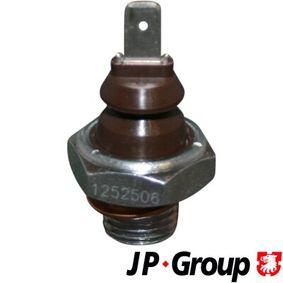 Comprar y reemplazar Interruptor de control de la presión de aceite JP GROUP 1293500200