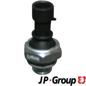 Comprar y reemplazar Interruptor de control de la presión de aceite JP GROUP 1293500400