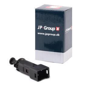 1296601209 JP GROUP Anschlussanzahl: 2 Bremslichtschalter 1296601200 günstig kaufen