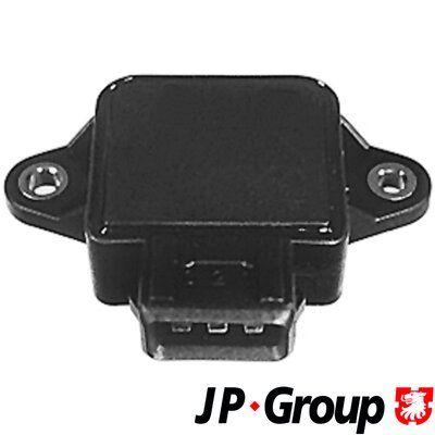 JP GROUP Sensor, throttle position 1297000400