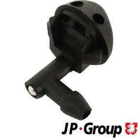 Dysza płynu spryskiwacza, spryskiwacz szyby czołowej JP GROUP 1298700300 kupić i wymienić