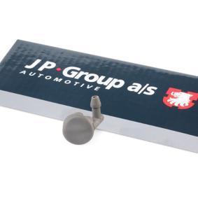 Dysza płynu spryskiwacza, spryskiwacz szyby czołowej JP GROUP 1298700800 kupić i wymienić