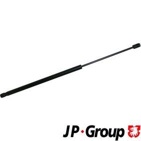 Įsigyti ir pakeisti atraminis buferis, oro filtras JP GROUP 1319900100