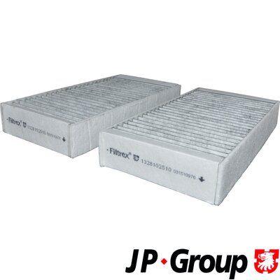 Filter, Innenraumluft JP GROUP 1328102510 Bewertungen