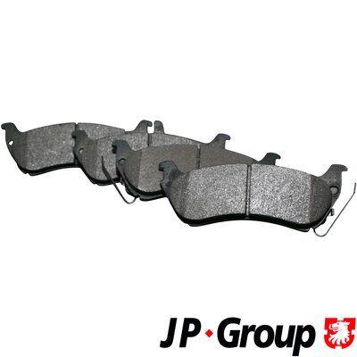 Bremsbelagsatz JP GROUP 1363701110