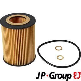 1418500700 JP GROUP Filtereinsatz Innendurchmesser: 42mm, Ø: 83mm, Höhe: 104mm Ölfilter 1418500700 günstig kaufen