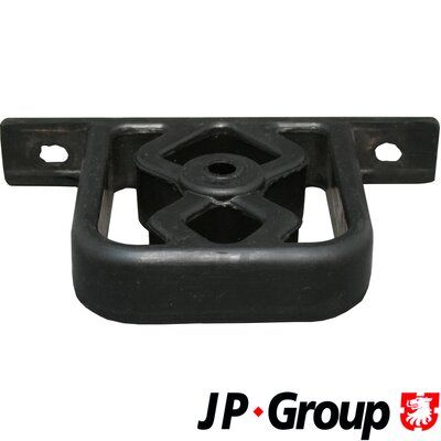 JP GROUP: Original Halterung Auspuff 1421600500 (Gummi/Metall)