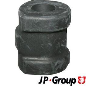 Comprar y reemplazar Casquillo del cojinete, estabilizador JP GROUP 1440600600