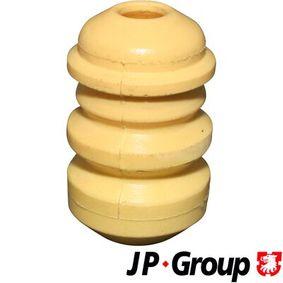 Comprar y reemplazar Almohadilla de tope, suspensión JP GROUP 1452600300