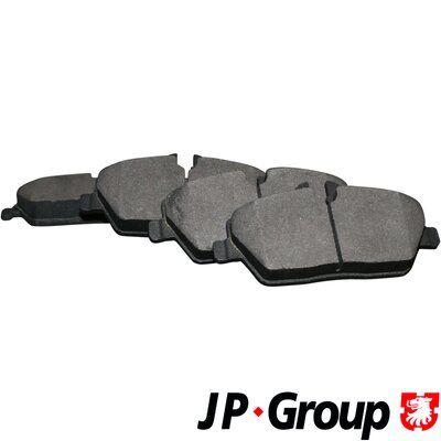 6063600119 JP GROUP Vorderachse, für Verschleißwarnanzeiger vorbereitet Dicke/Stärke: 17,8mm Bremsbelagsatz, Scheibenbremse 1463601210 günstig kaufen