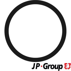 buy and replace Gasket, thermostat JP GROUP 1514650200