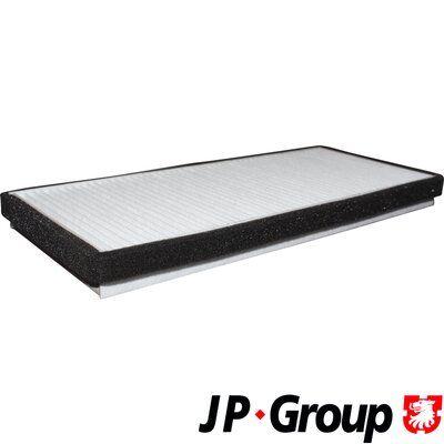 FORD StreetKA 2004 Pkw-Heizung - Original JP GROUP 1528100200 Breite: 150mm, Höhe: 30mm, Länge: 344mm