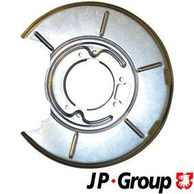 Persely, lengéscsillapító JP GROUP 1542150100 - vásároljon és cserélje ki!