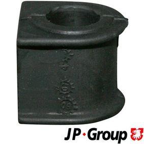 csapágypersely, stabilizátor JP GROUP 1550450500 - vásároljon és cserélje ki!