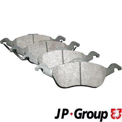 Bremsbelagsatz JP GROUP 1563600910