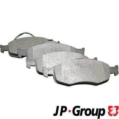 Scheibenbremsbeläge JP GROUP 1563601210