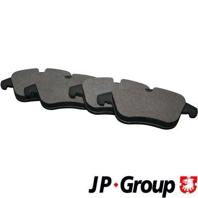 Bremsklötze JP GROUP 1563601710
