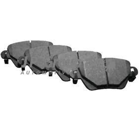 1563700210 Bremsbelagsatz, Scheibenbremse JP GROUP JP GROUP 1563700219 - Große Auswahl - stark reduziert