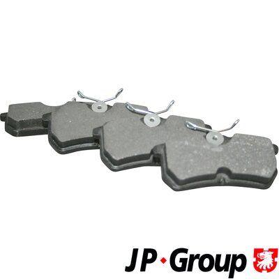 Bremssteine JP GROUP 1563700410