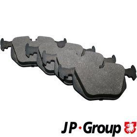 Įsigyti ir pakeisti spyruoklė, sankabos pedalas JP GROUP 1572150100