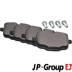 Arc, pedal ambreiaj JP GROUP 1572150100 cumpărați și înlocuiți