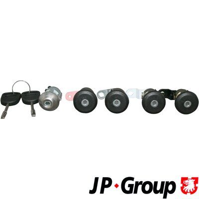 JP GROUP: Original Zentralverriegelung Motor 1587500210 ()