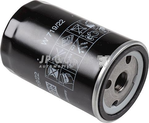 PORSCHE 944 1988 Ölfilter - Original JP GROUP 1618500202 Innendurchmesser 2: 71mm, Innendurchmesser 2: 62mm, Ø: 76mm, Höhe: 139.5mm