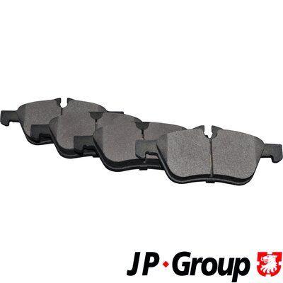Bremsbelagsatz Scheibenbremse JP GROUP 6063600210