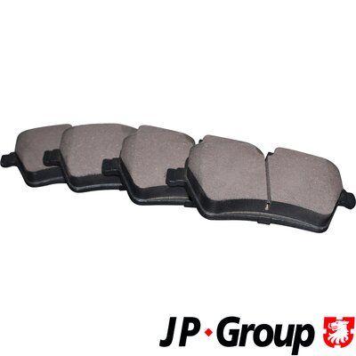 JP GROUP Bremsbelagsatz, Scheibenbremse 6063600310
