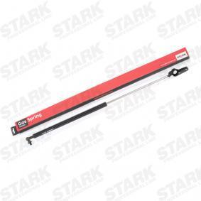 Pērc un aizvieto Gāzes atspere, Bagāžas / Kravas nodalījuma vāks STARK SKGS-0220649