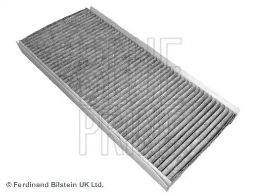 ADF122512 BLUE PRINT Aktivkohlefilter Breite: 149,0mm, Höhe: 30mm, Länge: 345mm Filter, Innenraumluft ADF122512 günstig kaufen