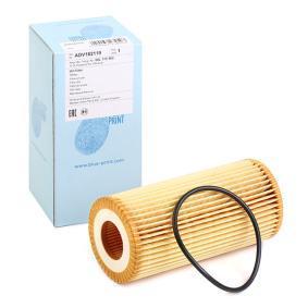 ADV182119 BLUE PRINT Filtereinsatz Innendurchmesser: 24,0mm, Ø: 53,0mm, Höhe: 112mm Ölfilter ADV182119 günstig kaufen