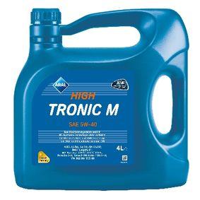 RenaultRN0710 ARAL HighTronic, M 5W-40, 4l, Synthetiköl Motoröl 154FE8 günstig kaufen