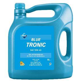 VW50500 ARAL BlueTronic 10W-40, 5l, Teilsynthetiköl Motoröl 1529FA günstig kaufen