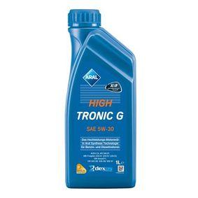 MB22952 ARAL HighTronic, G 5W-30, 4l, Synthetiköl Motoröl 155EA7 günstig kaufen