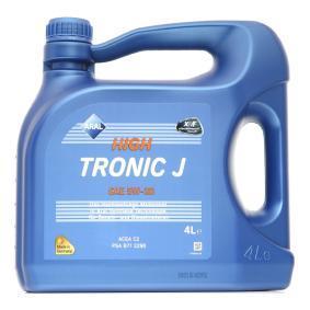 erf?lltPSAB712290 ARAL HighTronic, J 5W-30, 4l, Synthetiköl Motoröl 1555F7 günstig kaufen