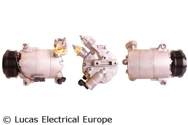 Klimakompressor LUCAS ELECTRICAL ACP01000