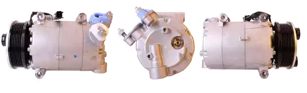 LUCAS ELECTRICAL: Original Kompressor Klimaanlage ACP01002 (Riemenscheiben-Ø: 110mm)