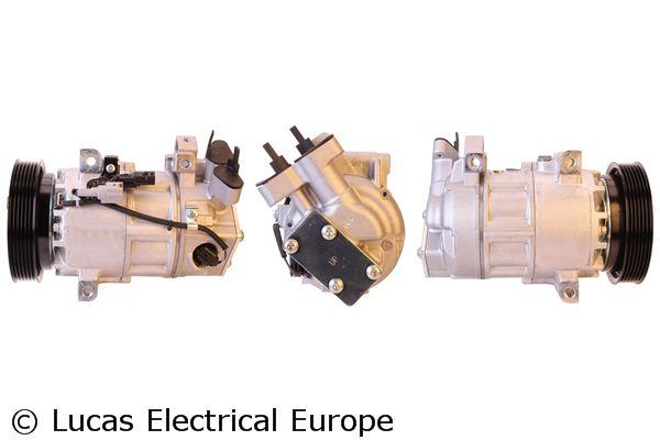 OE Original Kompressor Klimaanlage ACP01004 LUCAS ELECTRICAL