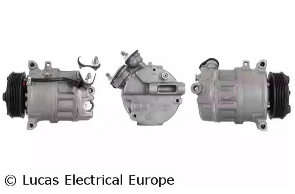 LUCAS ELECTRICAL Klimakompressor ACP01016