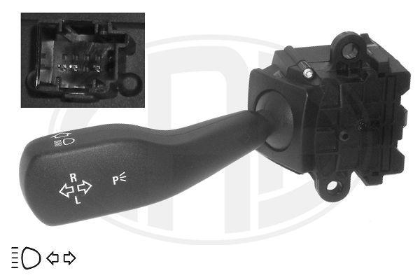 ERA: Original Blinkerschalter 440529 (Anschlussanzahl: 3, mit Blinker-Funktion, mit Fernlicht-Funktion)
