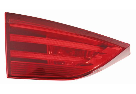 BMW X1 2020 Rücklichter - Original ABAKUS 444-1324L-UE Farbe: rot