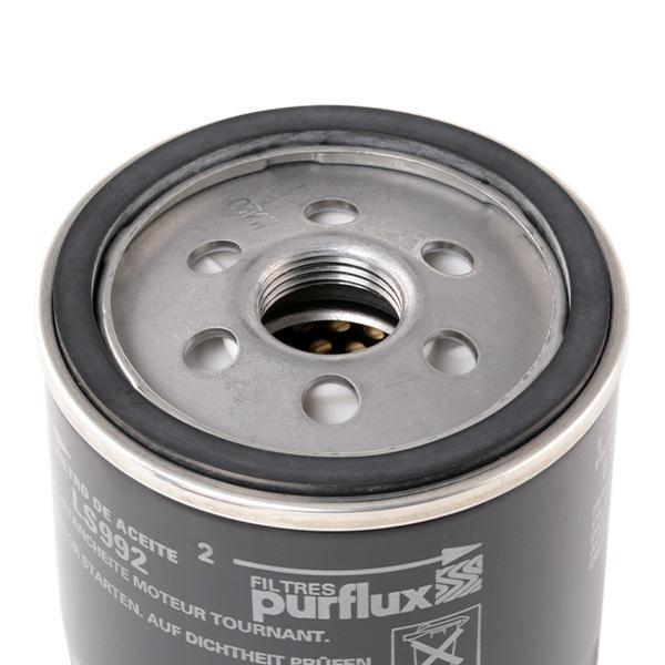 LS992 Ölfilter PURFLUX Erfahrung