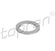 Купете TOPRAN Уплътнение, турбина 115 092 камиони