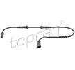 ABS Sensor 701 224 Clio III Schrägheck (BR0/1, CR0/1) 1.5 dCi 86 PS Premium Autoteile-Angebot
