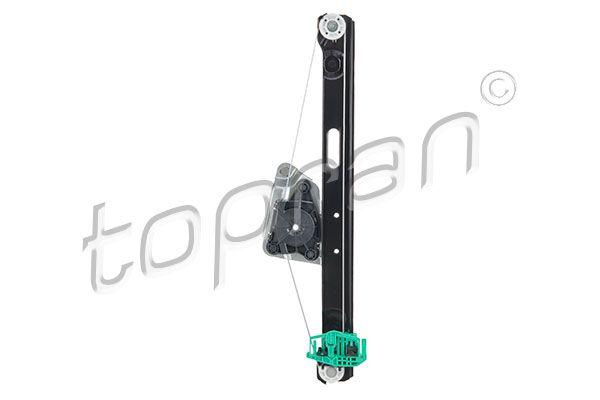 BMW X1 TOPRAN Mécanisme vitre électrique 502 092