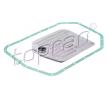Hydrauloljefilter 502 750 TOPRAN — bara nya delar