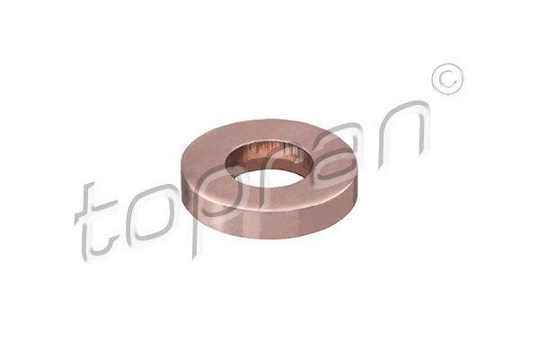 208 245 Wärmeschutzscheibe, Einspritzanlage TOPRAN - Markenprodukte billig