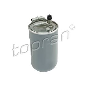 208053 Kraftstofffilter TOPRAN Erfahrung