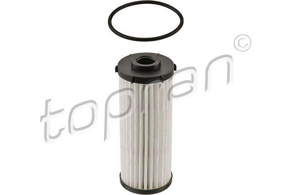 114 658 TOPRAN mit Dichtring Hydraulikfilter, Automatikgetriebe 114 658 günstig kaufen